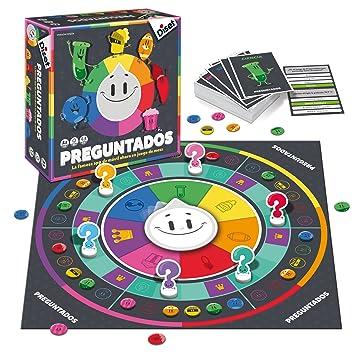 88aa40a8f61b Diset- Preguntados (46934): Amazon.es: Juguetes y juegos