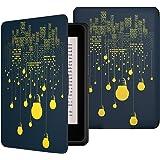 Capa Case Kindle Paperwhite WB Auto Liga/Desliga - Ultra Leve Luzes