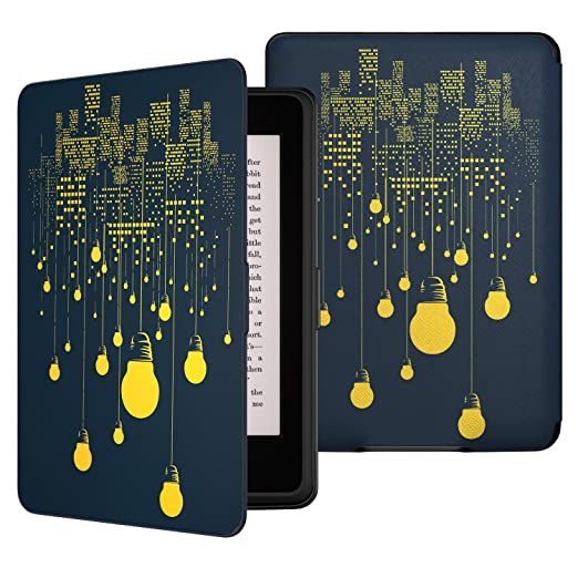 486 opinioni per MoKo Kindle Paperwhite Case- Custodia Origami Ultra Sottile per Amazon Nuovo