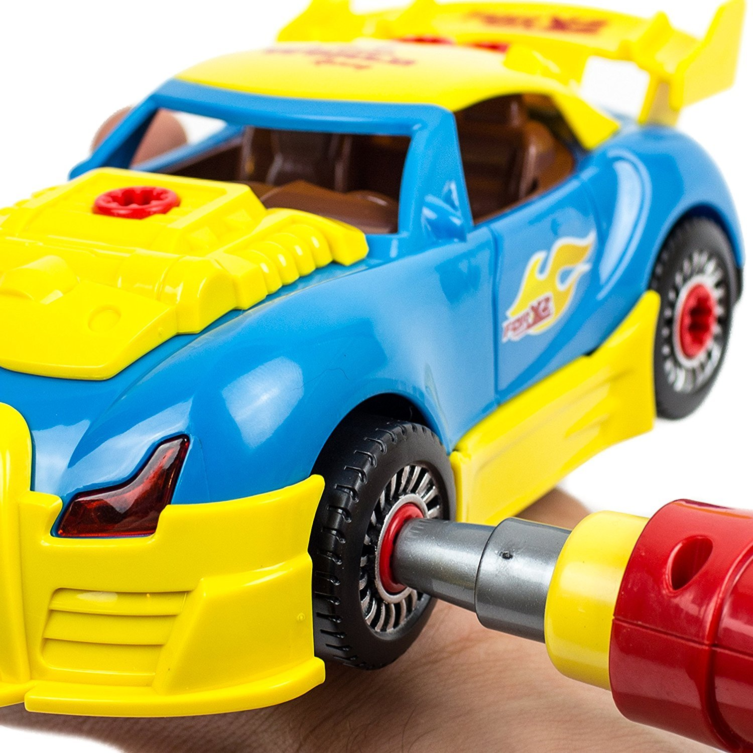 Mrfixit Race Car Toy Take A Part Battery Operated Quick Tip 16 Threeway Twoway Or Oneway Switch Misterfixit Drill Set With Lights And Sounds Toys Games