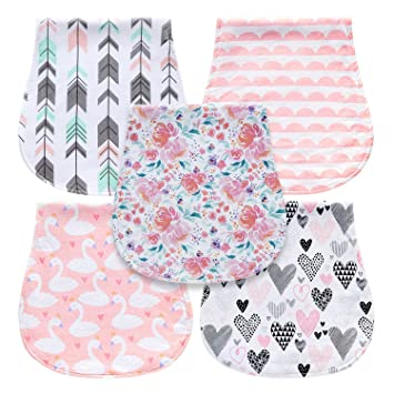 Carters Baby Infant Boys Girls 3 Piece Hat Burp Cloth Set Gift New
