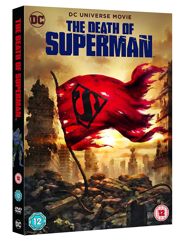 Amazon com: THE DEATH OF SUPERMAN [DVD] [2018]: Movies & TV