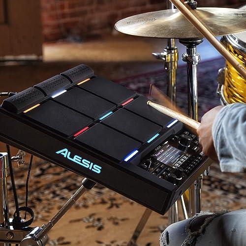 Alesis Strike Multipad play with drumstick