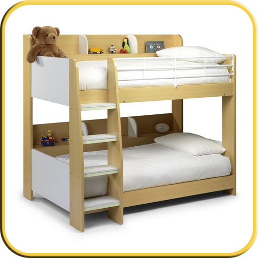 Kids Bunk Bed Master (Ikea Twin Loft Bed)