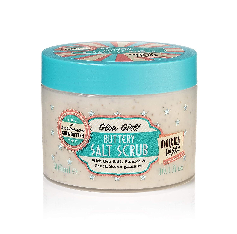 Dirty Works Glow Girl Buttery Salt Scrub