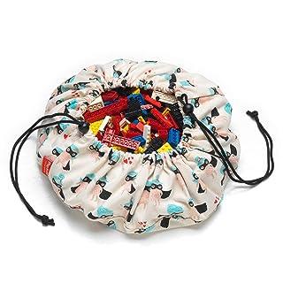 Play And Go Sacco Giocattoli Mini da Play & Go, Multicolore (playandgo 49990)