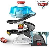 Cars Playset Pista Rust-Eze en Espiral