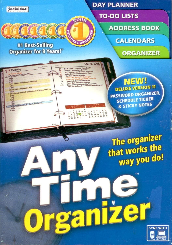 AnyTime Organizer
