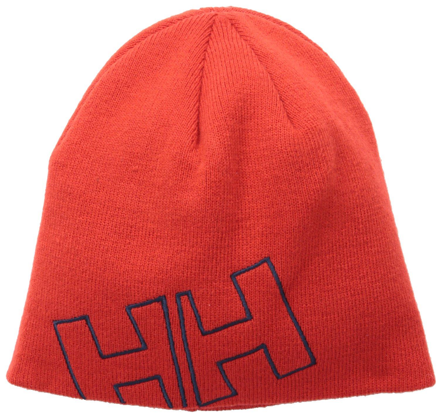 Helly Hansen K Outline Beanie, Alert Red, 5