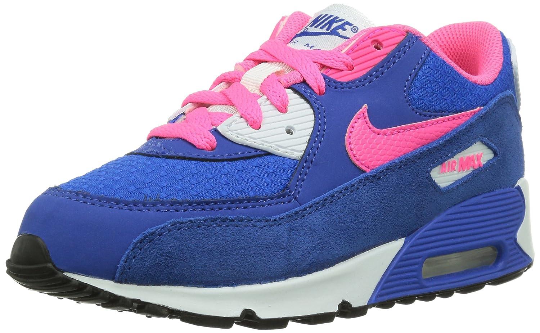 new products b5f6e ab43b Nike Air Max 90 2007 (ps), Chaussures de running mixte enfant - Bleu -  Bleu, 33.5 EU: Amazon.fr: Chaussures et Sacs