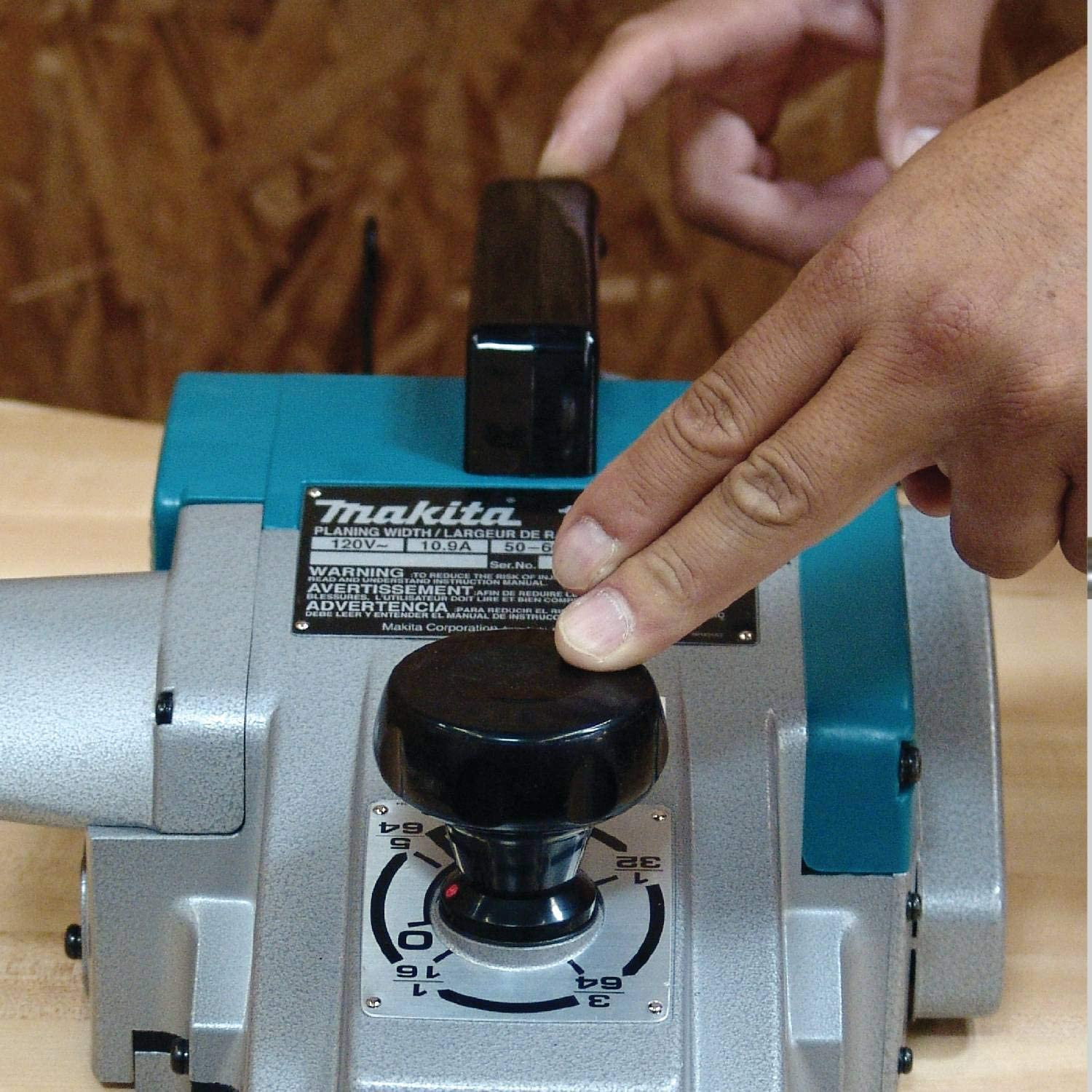 Makita 1806B Electric Hand Planers product image 6