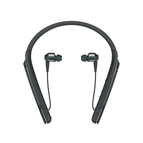 Sony Premium Noise Cancelling Wireless Behind-Neck in-Ear Headphones