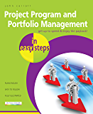 Project Program and Portfolio Management in easy steps (English Edition)