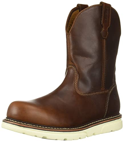 c2062a54cf2 Wolverine Men's I-90 DuraShocks Wedge Wellington Industrial Boot