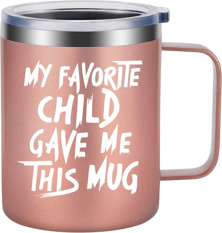 Amazon Com Mom Gifts Mom Mug My Favorite Child Gave Me This