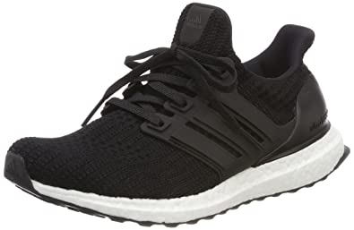 best website 85983 3cb48 adidas Women s Ultraboost W Running Shoes, Core Black, 3.5 UK