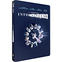 Interstellar Iconic Moments Steelbook (exklusiv bei Amazon.de) [Blu-ray]