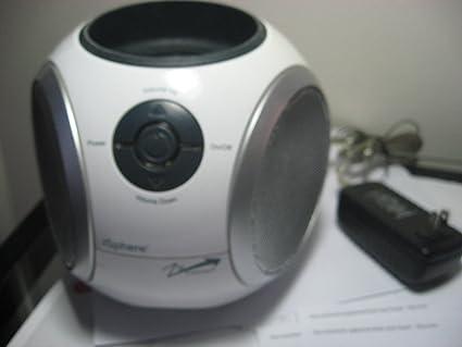Amazoncom Sharper Image Isphere Home Audio Theater