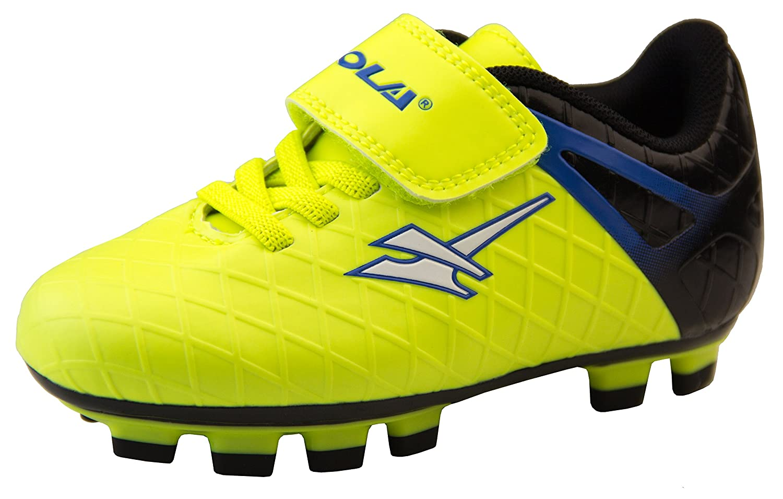 Gola Activo Niños Zapatos de Fútbol de Césped Artificial