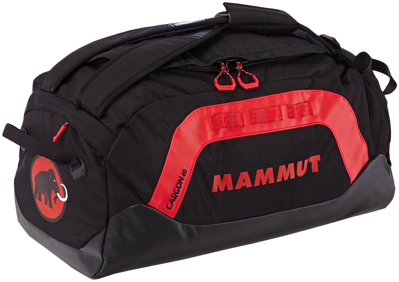 Mammut Tasche Cargon, Black-Fire, 55 x 30 x 30 cm, 40 Liter, 2510-02080-0055-1040