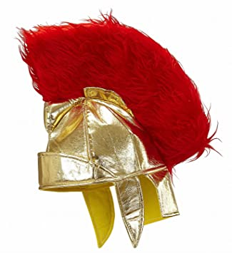 WIDMANN 02429 - Casco Romano Centurion de oro