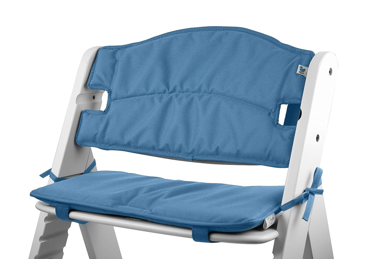 Set mit Memory-Schaum-D/ämpfung Sitzverkleinerer-Auflage f/ür Babyst/ühle rutschfest Blau Tinydo Hochstuhl-Sitzkissen optimal f/ür Hauck Alpha und /ähnliche Treppenhochst/ühle 2teilg pflegeleicht!