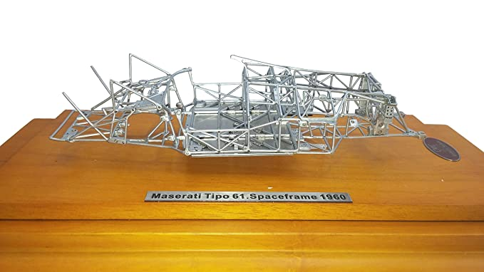 Amazoncom Cmc Classic Model Cars Maserati Tipo 61 Engine In A