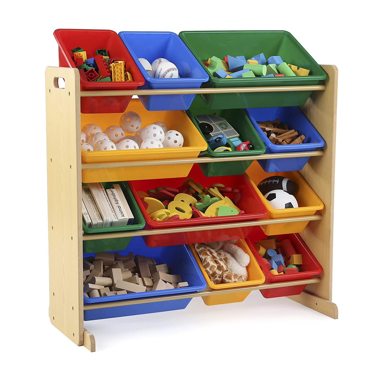 Tot Tutors Kids Toy Storage ON...