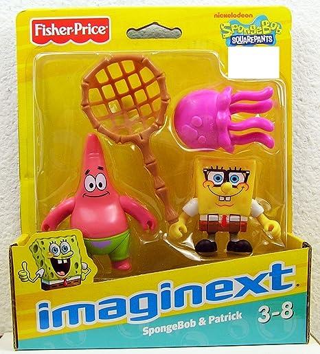 Nickelodeon Figure Spongebob /& Patrick