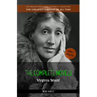Virginia Woolf: The Complete Novels + A Room of One's Own (The Greatest Writers of All Time Book 17) (English Edition)