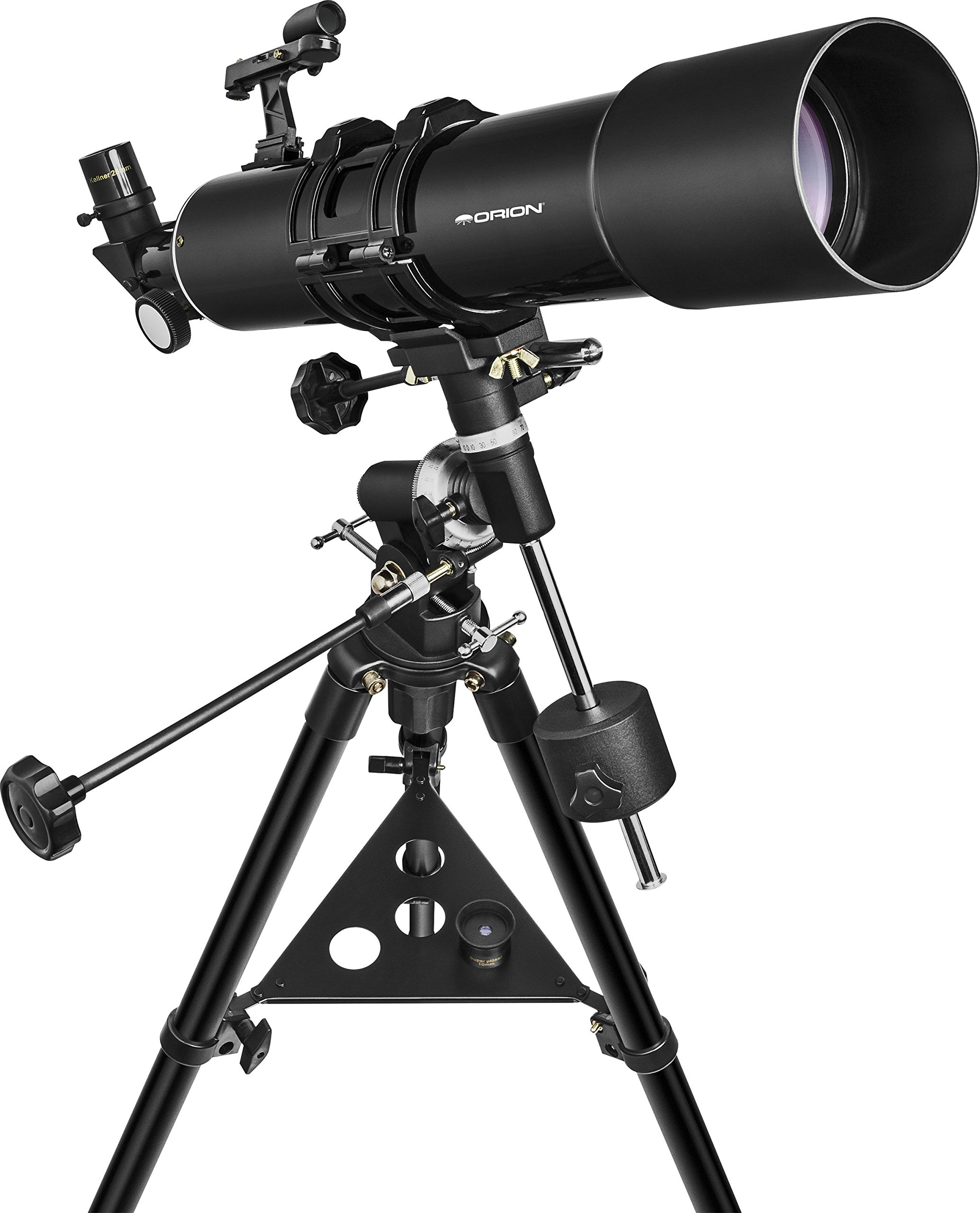 Orion BX90 EQ 90mm Refractor Telescope Kit by Orion (Image #5)