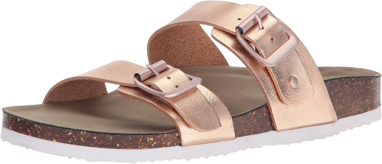 Madden Girl Women's Brando Slide Sandal