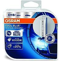 OSRAM Xenarc Cool Blue Intense D1S Xenon HID Car Bulb (Twin)
