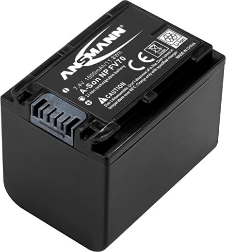 Li ion Battery Replacement for Sony NP