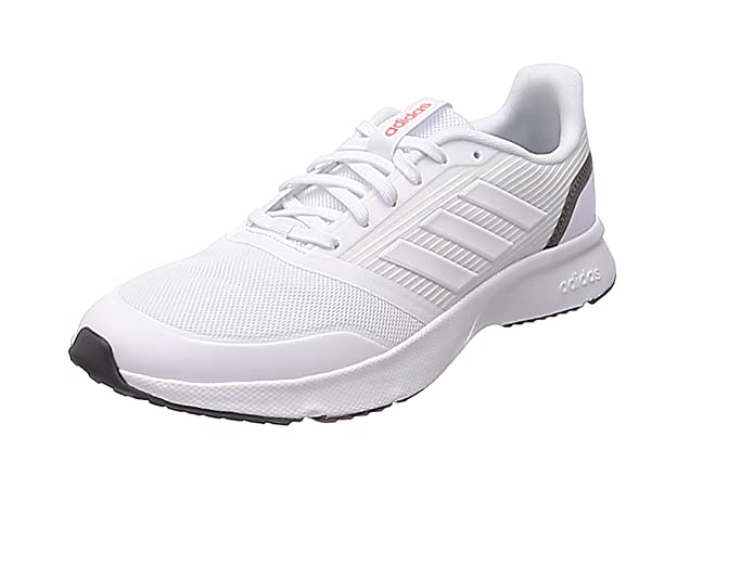 Adidas Caldera 4, Zapatillas para Correr para Mujer, Negro/Gris/Valeriana, 43 1/3 EU