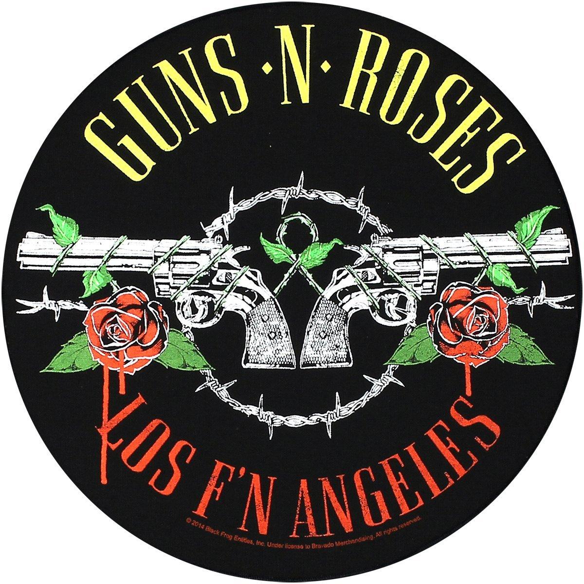 Guns N Roses Toppa Los F N Angeles Helloween