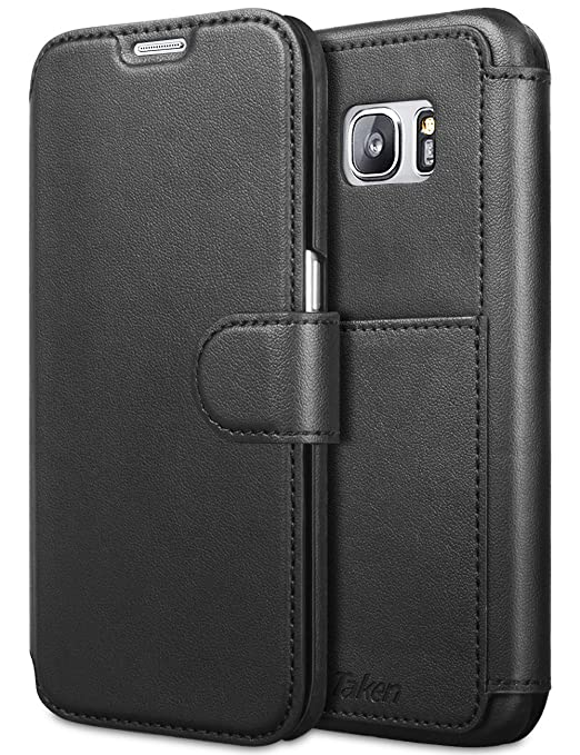 2 opinioni per Custodia Galaxy S7 Edge, Taken Raccoglitore Dell'unità di Elaborazione di
