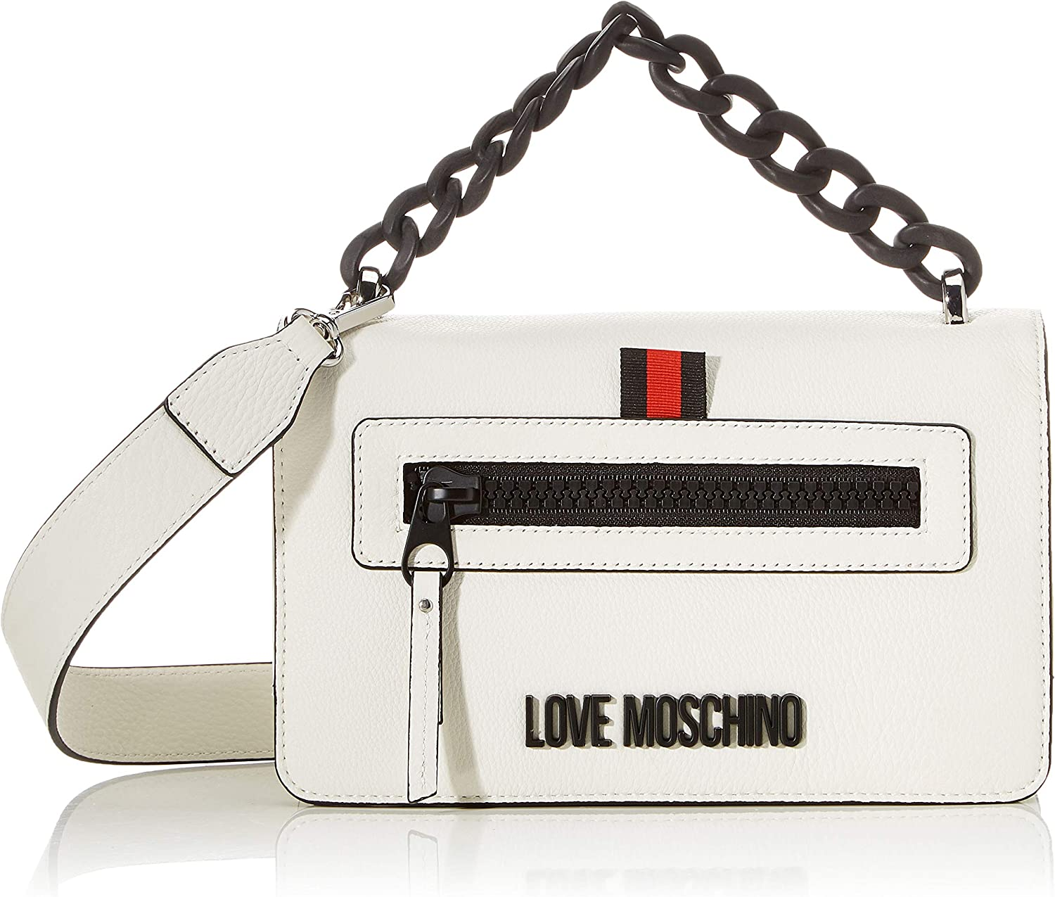 Love Moschino Womens Jc4066pp1a Top-Handle Bag