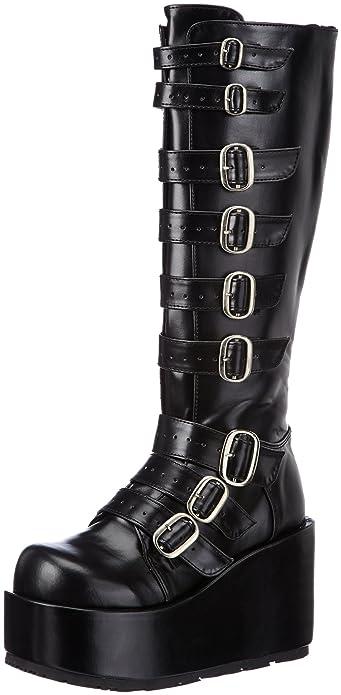 44f1b65b35a Demonia by Pleaser Women s Concord-108 Platform Wedge Boot