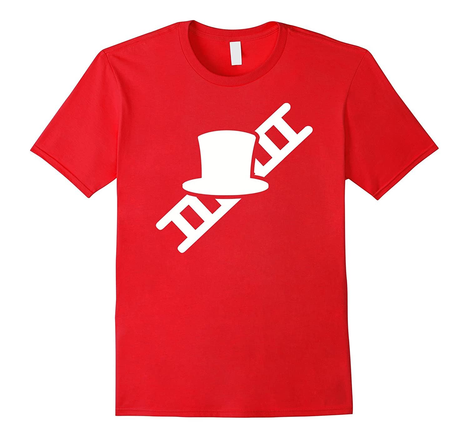 Chimney sweep ladder and hat T-Shirt-TD