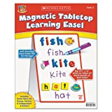 * Magnetic Tabletop Learning Easel, Ages 4-7