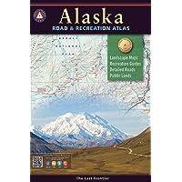 Alaska Benchmark Road & Recreation Atlas