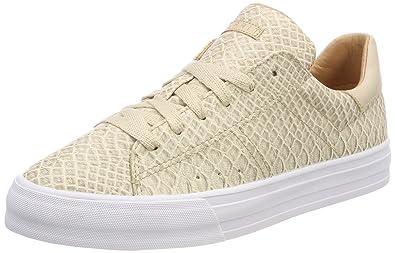 Damen Simona Lace up Sneaker, Grau (Pastel Grey), 41 EU Esprit