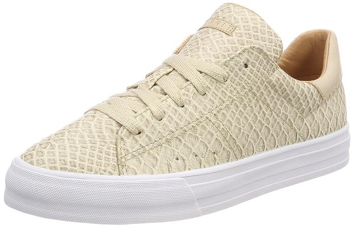 Esprit Simona Lace Up, Sneakers Basses Femme, Gris (Light Grey), 39 EU