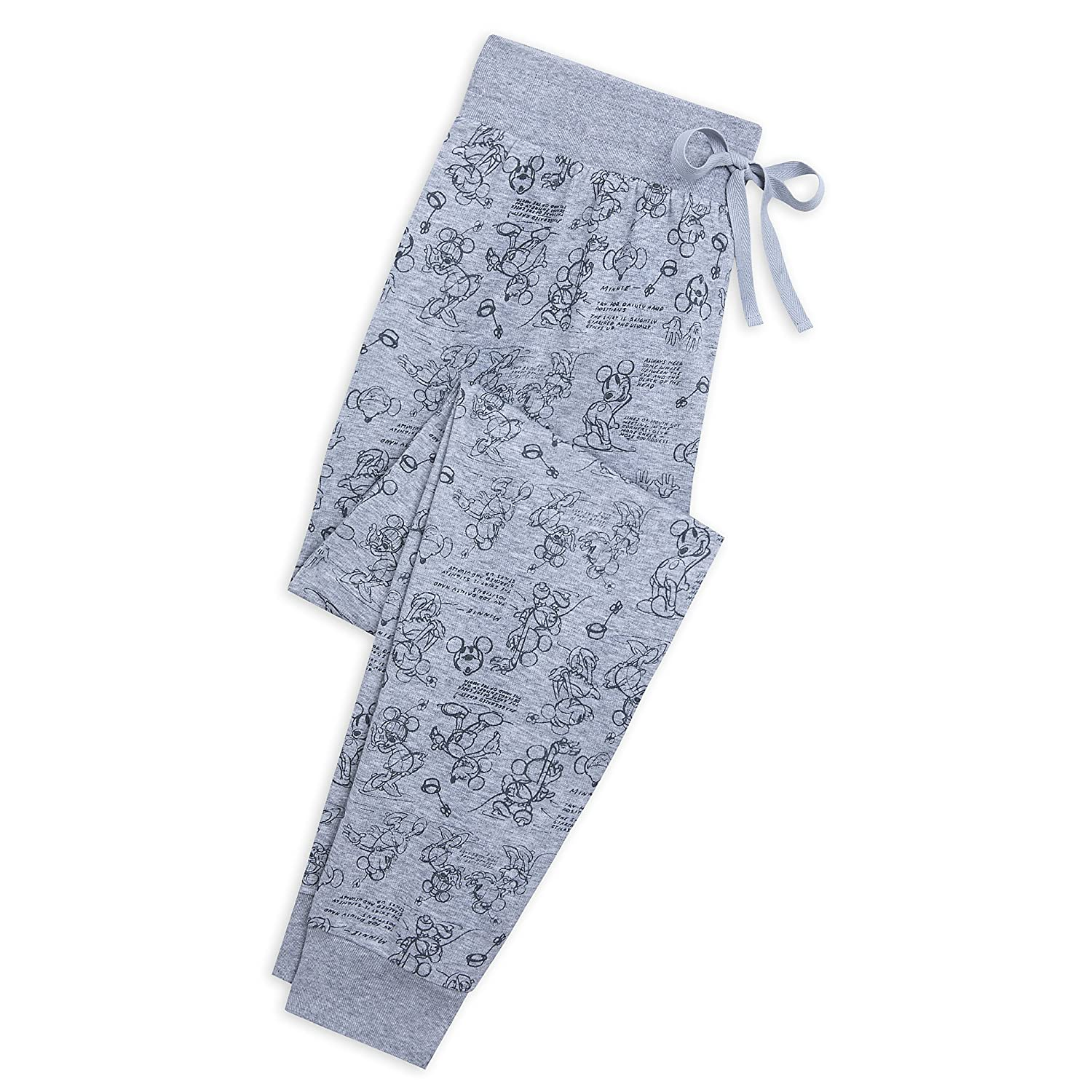 Disney Mickey and Minnie Mouse Lounge Pants for Women Multi