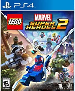LEGO Marvel Super Heroes (Playstation Hits) - PS4