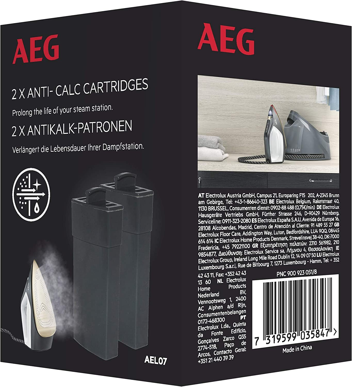 Aeg//Electrolux Steam Iron Water Tank