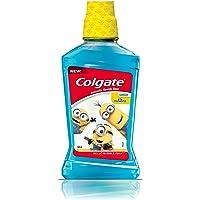 Colgate Kids Anticavity Fluoride Mouthwash, Minions, 500 mL