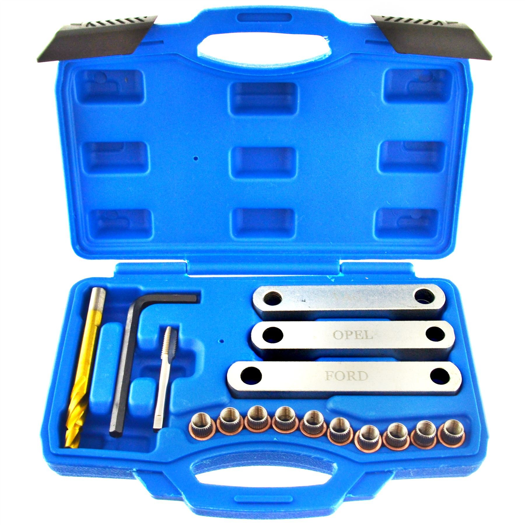 AB Tools-US Pro Brake Calliper Guide Thread Repair Kit Core Drill VAG VW Vauxhall Ford Seat by AB Tools-US Pro (Image #2)