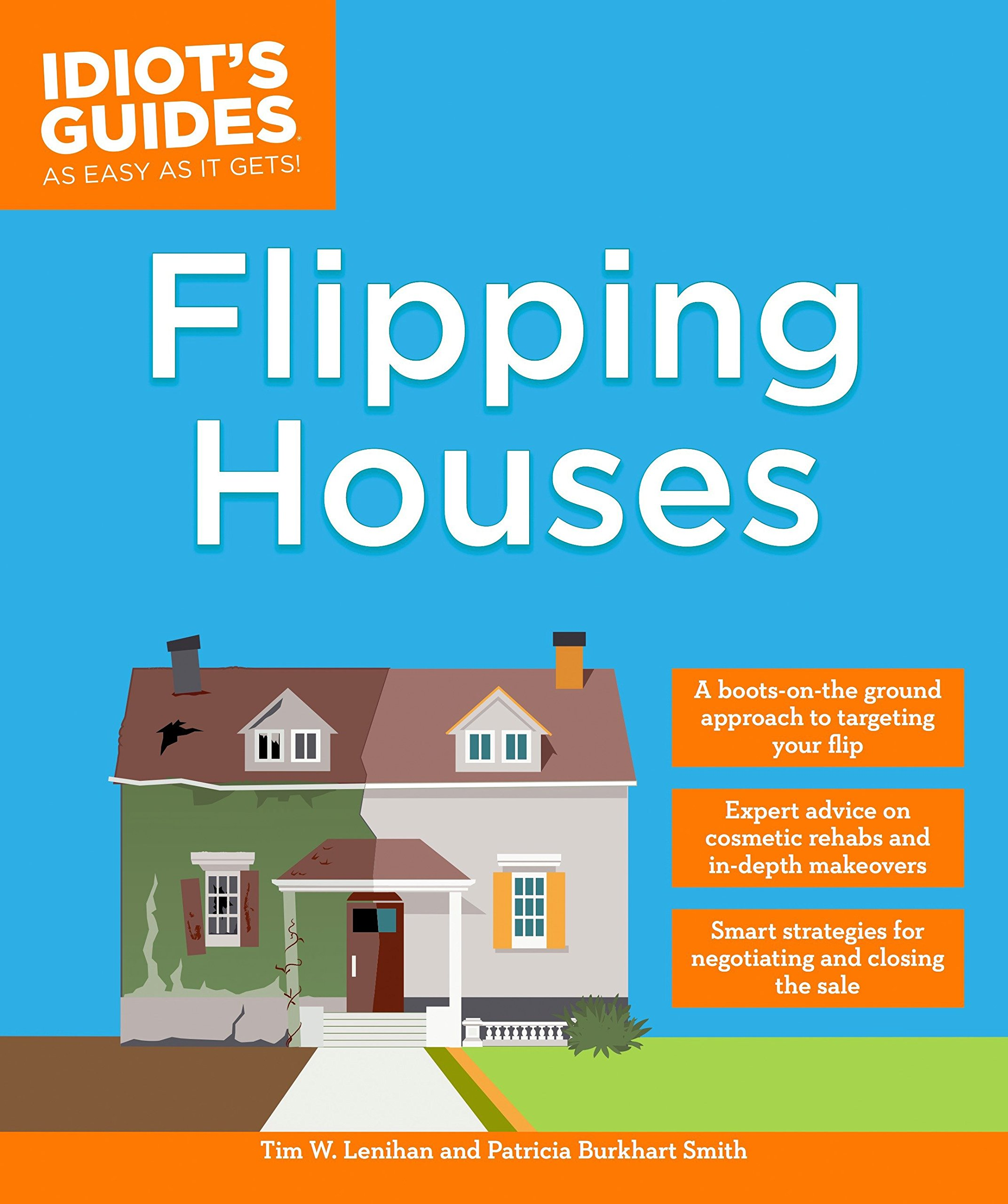Flipping Houses (Idiot's Guides)
